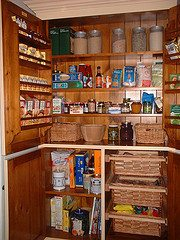 food storage cupboard Here it is: An effective plan to convince your loved ones to prepare
