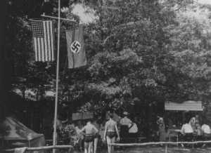 German-American Bund summer camp, 1930s
