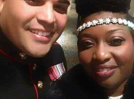 I Love Traveling With My Spanish Marine!