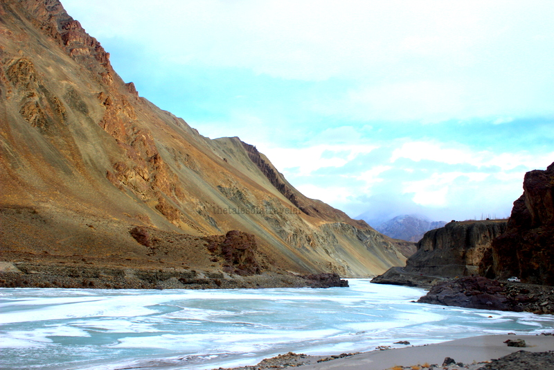 Ladakh in Winter Pictures 7