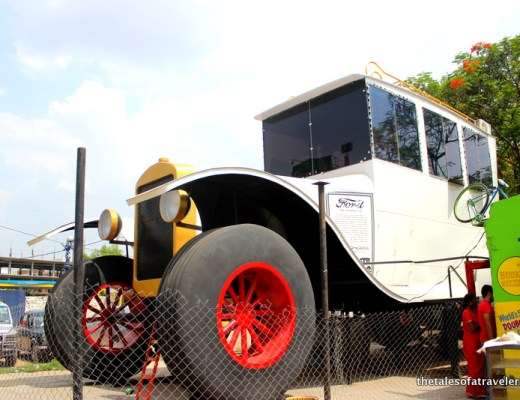 Sudha Car Museum Hyderabad 5