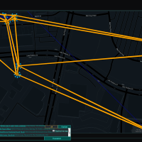 Ingress Tips:  Optimal Linking Strategy