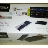 The Sony NSZ-GS7/Internet Player with Google TV