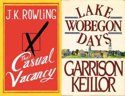 J.K. Rowling, Garrison Keillor, and the Battle for the Soul of Small-Town Life