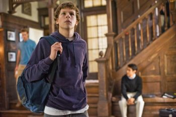 """The Social Network,"" the Harvard of Dreams, and the dreams of Harvard"