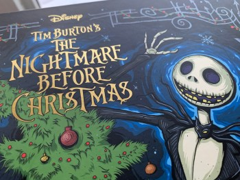 "Review: ""Nightmare Before Christmas"" Advent Calendar? Of Course It's Awesome"