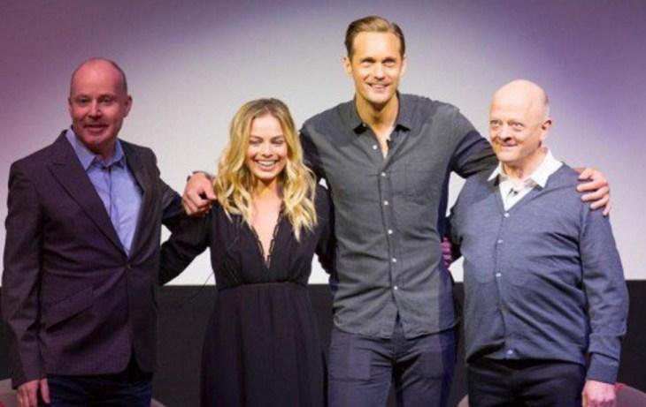 Yates, Robbie, Skarsgard