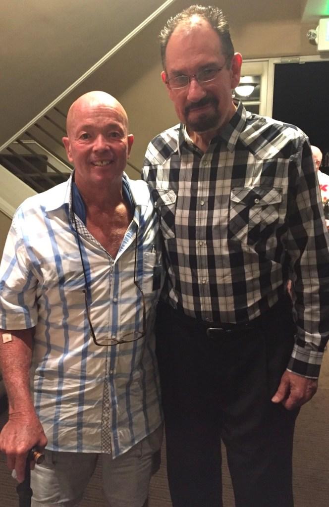 John Burroughs and Michael Sellers