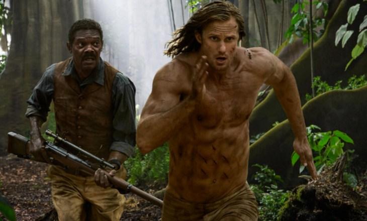 Tarzan...