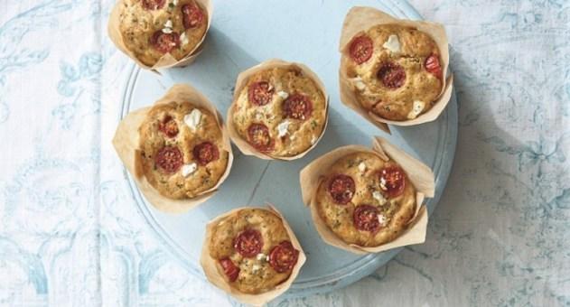 Breakfast Muffins Recipe by Fearne Cotton