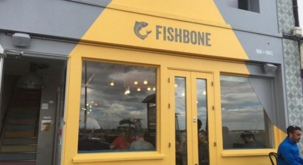 Fishbone Clontarf