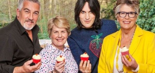 Great British Bake Off Revamp