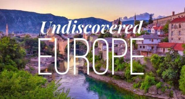 Undiscovered Europe