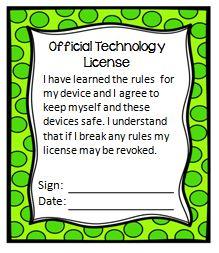 tech license 2