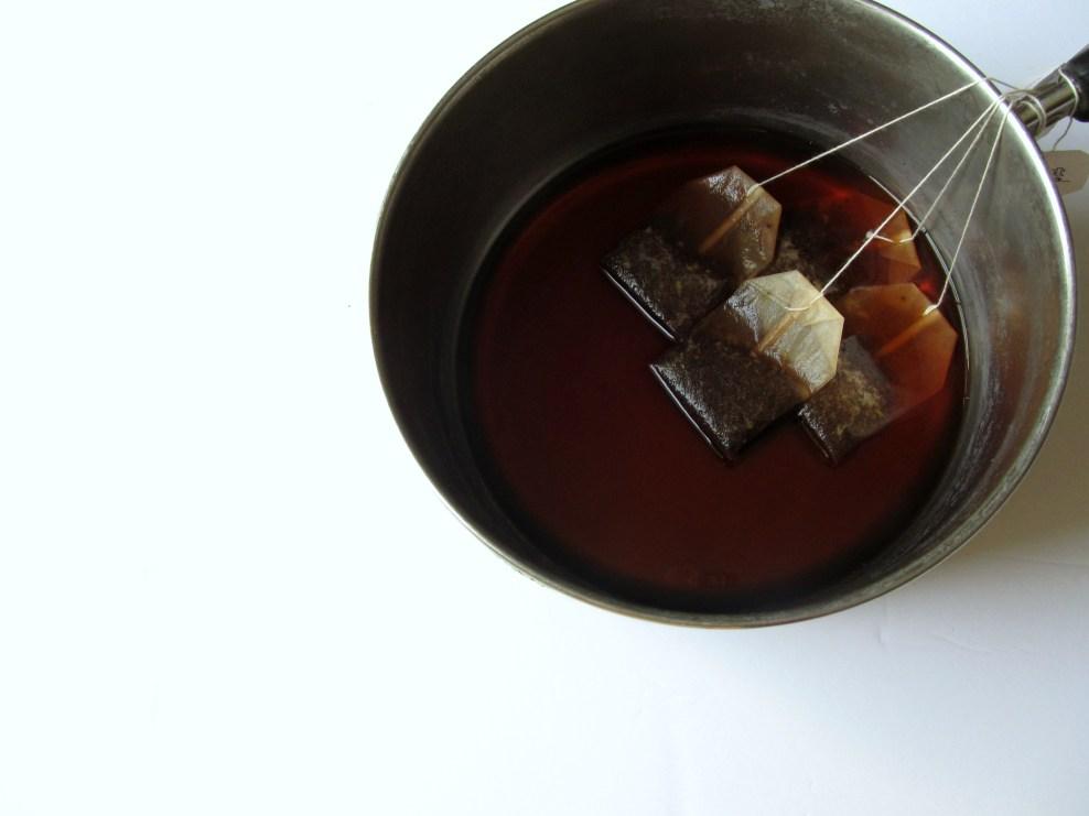 Tea Simple Syrup