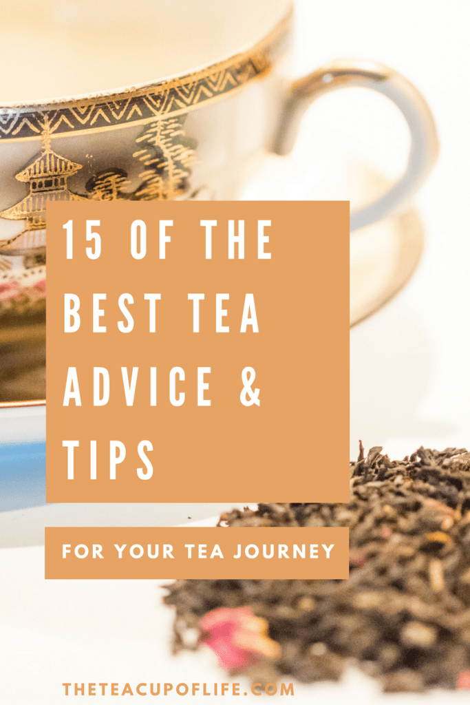 best tea advice