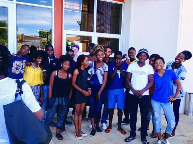 1st Namibian YouthMobile programming workshop gets underway