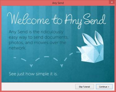 Any Send Start