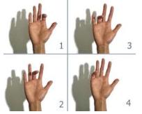 finger exercise for next week task
