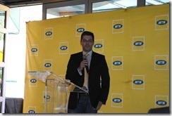 Ryan Gould, General Manager, Brand and Communications at MTN SA