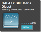 Samsung Galaxy s3 digest