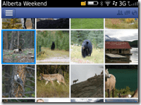 Facebook 3.3 - Photo viewing