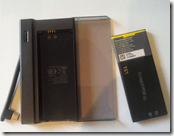 BlackBerry® Battery Charger Bundle