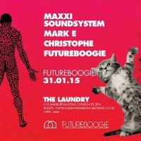 LWE PRESENTS: FUTUREBOOGIE IS 13