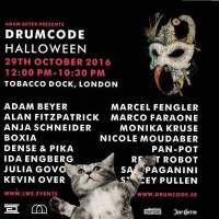 ADAM BEYER PRESENTS | DRUMCODE HALLOWEEN