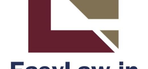 EasyLaw Logo with Tagline