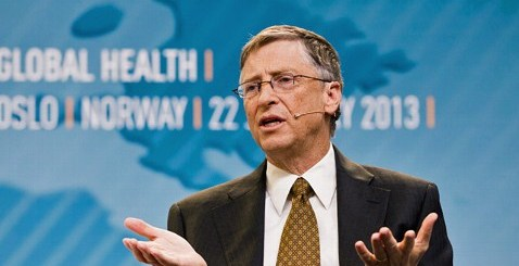 Bill Gates Condom Project