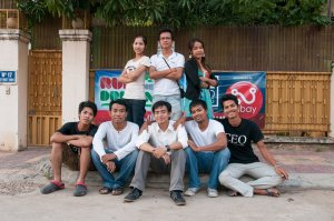 Small World Cambodia Team