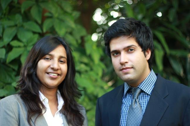 Ekshita Kumar & Sachit Kapur, Hachiko Learning