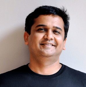 Alok Kejriwal, CEO and Co-founder Games2Win