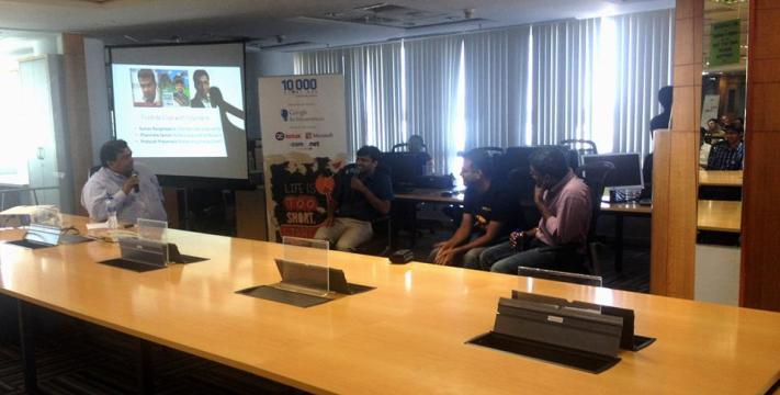 NASSCOM Fireside Chat with Founders