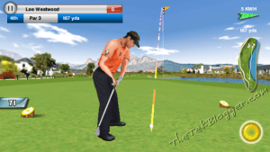 Real Golf 2011 - Gameplay