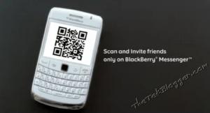 Blackberry QR Code[]