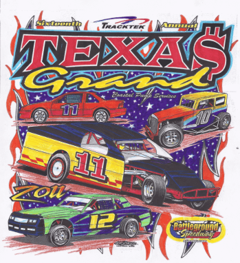 2011 Texas Grand Tee-Shirt