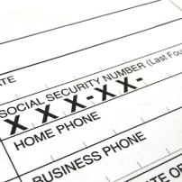 Identity Theft-Social Security Number