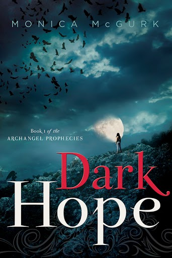 Dark Hope By Monica McGurk | Review by The TipToe Fairy #darkhopebook #clevergirls #bookreview #giveaway