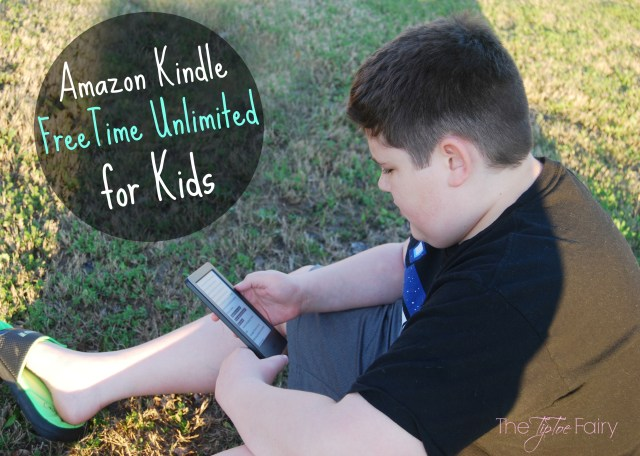 How to Get Your Kids Reading with Amazon FreeTime Unlimited   The TipToe Fairy #KindleforKids #CleverGirls
