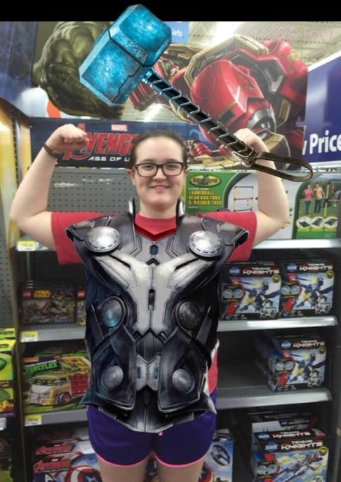 Download the new app for MARVEL's The Avengers: Age of Ultron - Super Heroes Assemble - then head to Walmart and scan special signs with the app to unlock fun content like photo opps! | The TipToe Fairy #AvengersUnite #ad
