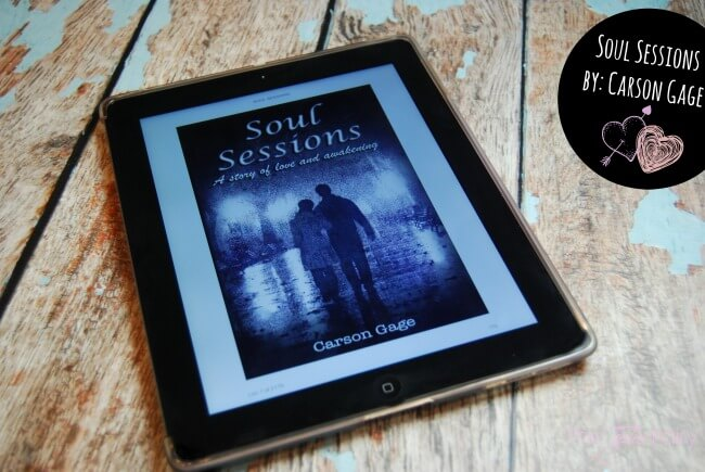 Do We Have Soul Mates? Come read what happened to me and check out this new book - Soul Sessions by Carson Gage | The TipToe Fairy #SoulSessionsBook #CleverGirls