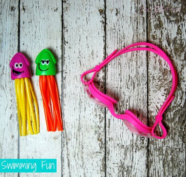 Make a Summer Survival Kit for your family!   The TipToe Fairy