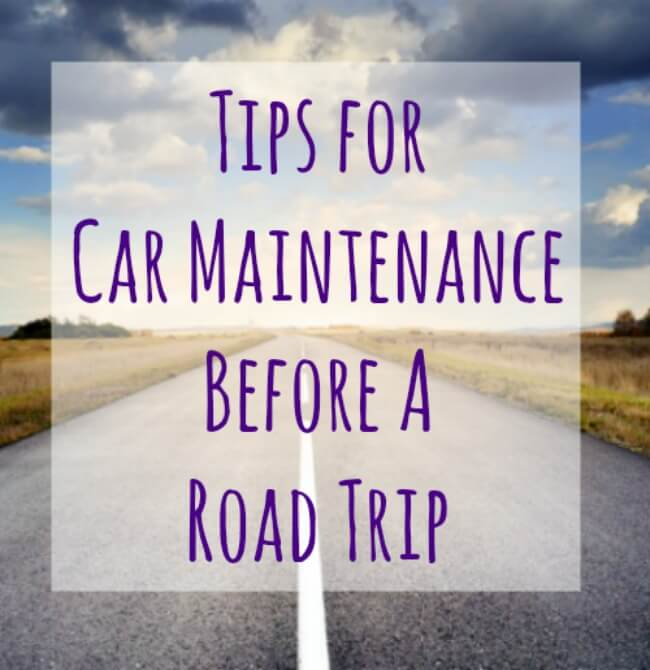 Tips for Car Maintenance before Your Summer Road Trip #DaretoCompare #ad | The TipToe Fairy