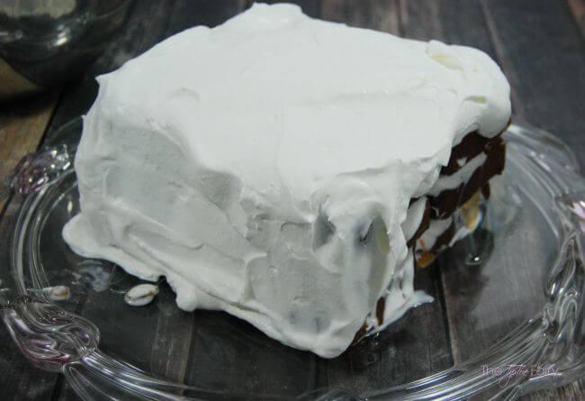 Klondike Ice Cream Cake - a sweet frozen treat perfect for summer! #ASweetSale #Albertsons  [ad]   The TipToe Fairy