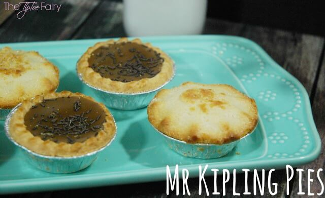 Mr Kipling Pies - the perfect dessert for #holidays or anytime! AD #TryThePie   The TipToe Fairy