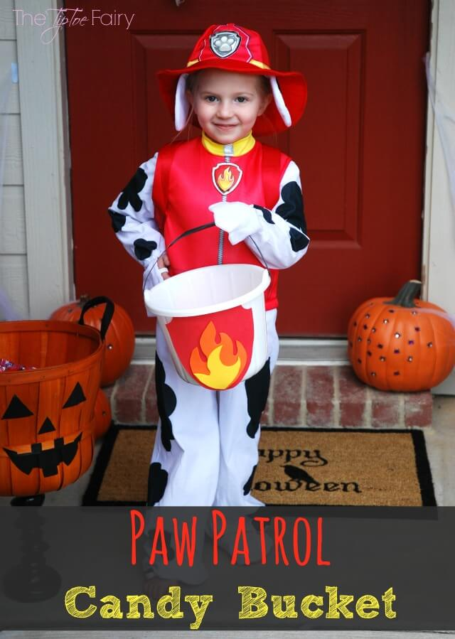 PAW Patrol Halloween costumes and accessories from Party City #ad #NickSpooktacular   The TipToe Fairy
