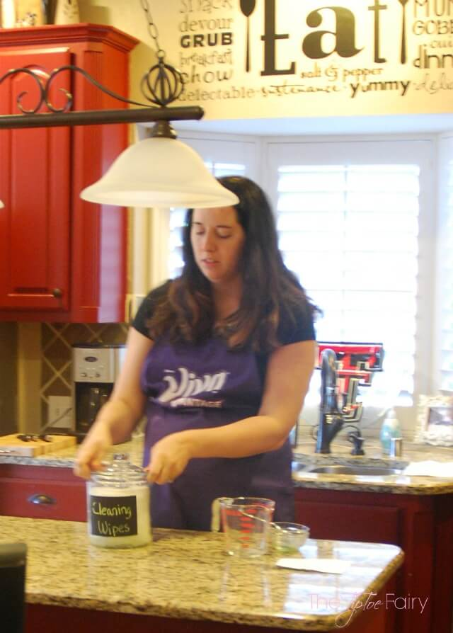 Five Kitchen Switch Up Ideas with Viva® Vantage® - 7DaySwitchUp AD   The TipToe Fairy