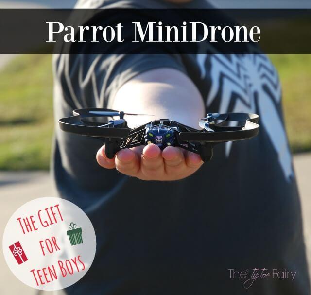 parrot-label